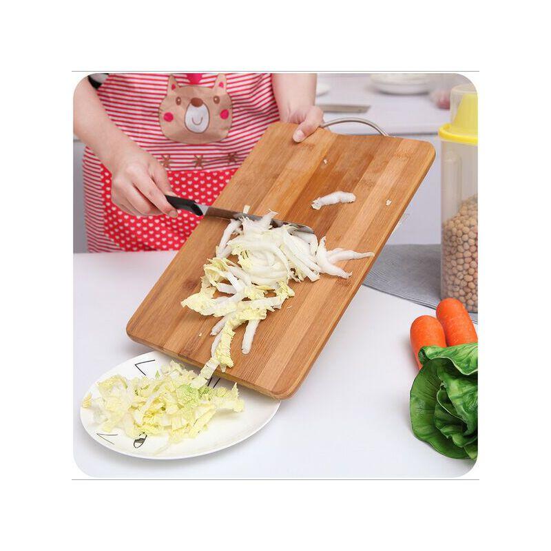 菜板竹子砧板楠竹切菜板 长方形粘板 实木刀板案板