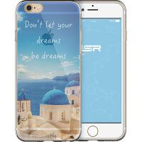 【当当自营】 ESR亿色 iPhone6/6s手机壳 硅胶防摔软壳 行者寄语系列 梦想靠岸