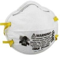 3M 8110S儿童用防护口罩/防禽流感病毒N95防毒口罩/PM2.5雾霾口罩
