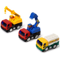 【当当自营】迪士尼玩具 交通玩具 米奇系列工程小车队 儿童玩具车 SWL-935 随机发货