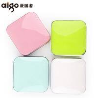 【包邮】 Aigo 爱国者S20000移动电源通用型10000毫安 手机充电宝炫彩双USB输出 女生可爱 精品礼包