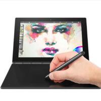 联想(Lenovo)X91F   YOGA BOOK 10.1英寸二合一平板电脑笔记本 X91F 雅黑色(4G/64G/Windows版) 官方标配