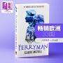 摆渡人英文原版小说 Ferryman 英文原版书 心灵治愈系小说 苏格兰图书大奖