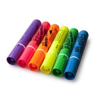 美辉粗杆软头水性马克笔 布绘马克笔 多款套装可选722/共24色