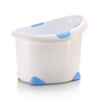 防滑婴儿洗澡盆婴儿浴桶宝宝浴盆圆形浴桶立式儿童可坐沐浴桶 洗澡桶