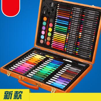 【威艾斯画具画材】小学生水彩笔画笔套装学习美术盒.