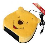 春笑牌USB暖手鼠标垫/USB鼠标垫--维尼熊 XP107