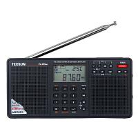 德生 PL398MP 全波段收音机MP3插卡音箱 音响 老人收音机