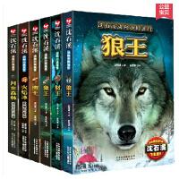 2014沈石溪动物小说鉴赏全集全套8册 《狼王》《豺王》《鹰王》《象王》《狗王》《猴王》《火焰冰――狐狸的故事》《月光森林――狐狸的故事》