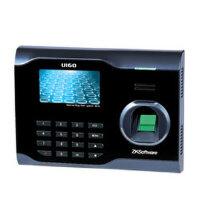 中控 U160 指纹考勤机 打卡机 USB通讯 网络 U盘 无线 T9输入法