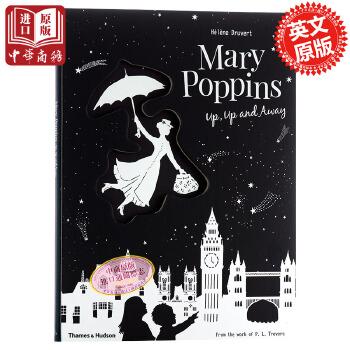 《玛丽阿姨启程离开 英文原版 Mary Poppins U
