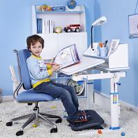 惠万家 儿童书桌 可升降 学习桌椅  学生写字桌子 桌椅套装