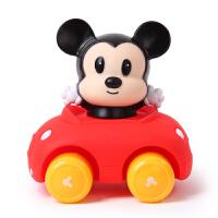 【当当自营】迪士尼 卡通交通玩具 儿童回力车 米奇SWL-426(不用电池 玩具车 惯性车  跑车)