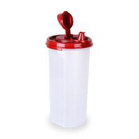 特百惠厨房防漏油壶 油瓶 油罐 醋壶 醋瓶 酱油壶 650ml单只