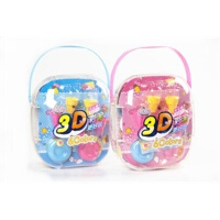 智高新品 3D彩泥玩具KK-9000 9002橡皮泥超多模具