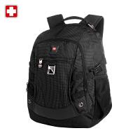 SWISSWIN瑞士十字背包大容量双肩包商务背包电脑背包