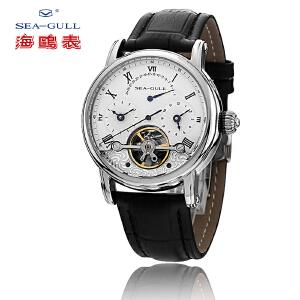 Seagull海鸥手表 商务休闲男士精品飞轮 自动多功能机械表 819.380