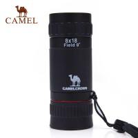 CAMEL骆驼 户外望远镜 高倍高清 双调焦 望远镜单筒望远