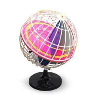 地球仪 J3405经纬度模型 32cm地球经纬仪 初高中学地理教学仪器实验器材