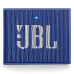 JBL GO音乐金砖 随身便携HIFI 蓝牙无线通话音响 户外迷你小音箱   蓝色