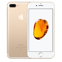 [当当自营] Apple iPhone 7 Plus 32G 金色手机 支持移动联通电信4G