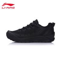 李宁徒步鞋男鞋户外系列Tempest ITF透气耐磨防滑户外运动鞋AHTM003