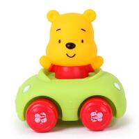 【当当自营】迪士尼 卡通交通玩具 儿童回力车 维尼SWL-428(不用电池 玩具车 惯性车 跑车)