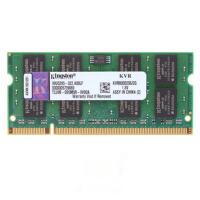 金士顿(Kingston)DDR2 800 2G 2GB 笔记本内存条