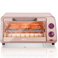 小熊(Bear)小型电烤箱家用迷你小烤箱烘焙机饼干蛋糕 DKX-A09A1