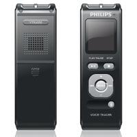 飞利浦录音笔 VTR6000 4G 数字降噪无线麦克风录音远距离电话录音MP3