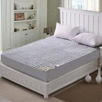 梵巢家纺 法莱绒床笠单件全棉床罩纯棉床垫套1.8m床套床单席梦思床垫保护套