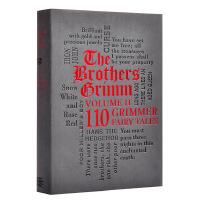 英文原版 110 Grimmer Fairy Tales 肯特伯维:格林童话2
