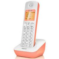集怡嘉 A190L 单机 糖果粉 Gigaset原西门子品牌电话机A190L数字无绳电话单机中文显示双免提屏幕背光家用办公座机单机 (糖果粉)
