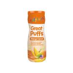 【当当自营】katyluck 美国原装进口胡萝卜芒果泡芙(饼干) 42g/罐 8个月以上