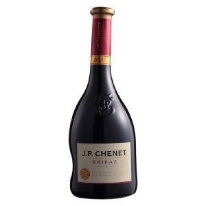 酒仙网红酒法国香奈精选西拉干红葡萄酒750ml