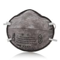 3m口罩防尘口罩防毒防甲醛活性炭口罩装修污染8247口罩1只R95