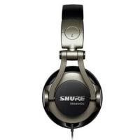 舒尔 Shure SRH550DJ 强劲重低音头戴式专业DJ监听HiFi耳机 香槟色