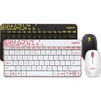 【罗技】MK240 新款 nano 无线鼠标键盘套装