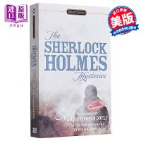 福尔摩斯探案之谜 英文原版 The Sherlock Holmes Mysteries