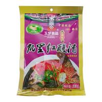 玉梦食品贵州酸汤 凯里红酸汤 火锅底料 酸香丰富 酸汤鱼 特产袋装208g