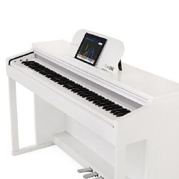 the one智能钢琴 电钢琴 88键重锤 数码钢琴 电子琴 乐器【可货到付款