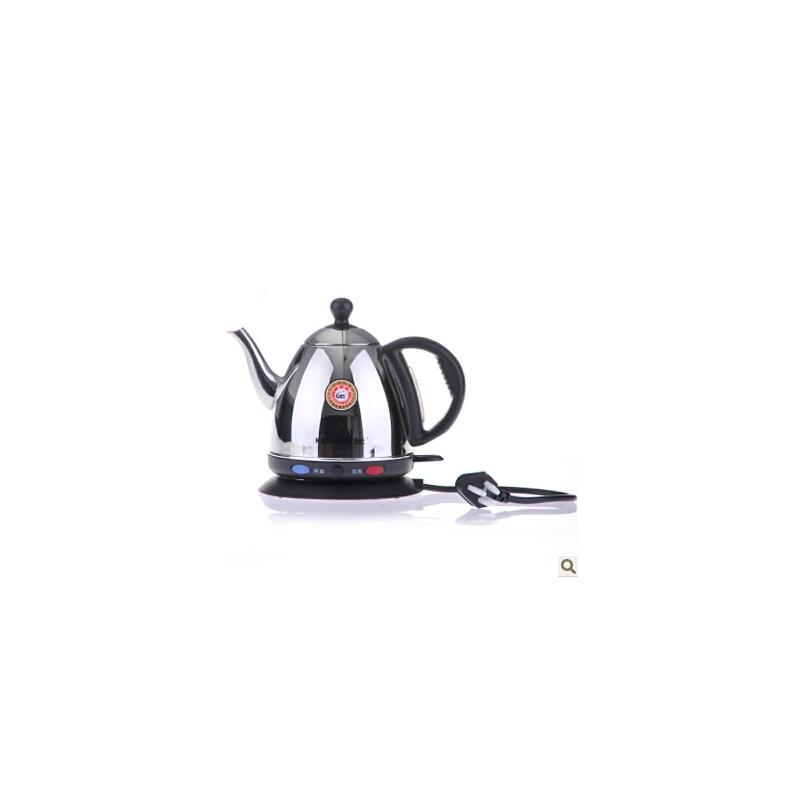 金灶茶具 保温快速热水壶 电热水壶 电茶壶 烧水壶 热水壶 1.0l