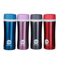[当当自营]特百惠 茶韵保温瓶420ml 紫色 送杯套