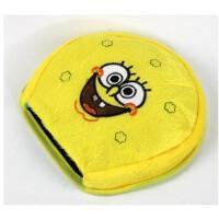 暖手鼠标垫 保暖鼠标垫 可爱加热发热 USB暖手鼠标垫海绵宝宝