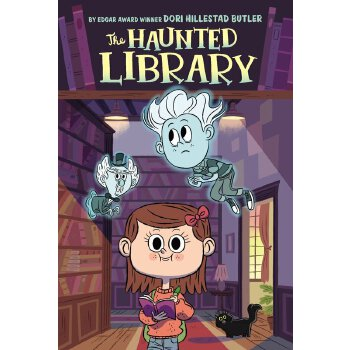 The Haunted Library #1    ISBN:9780448462424