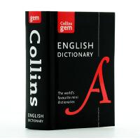 柯林斯英语词典 英文原版 Collins English Dictionary