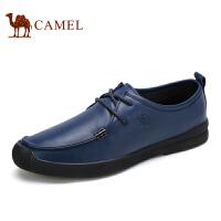 camel骆驼男鞋 春季新款  鞋子商务休闲鞋男 皮鞋男