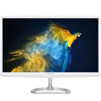 飞利浦(PHILIPS)舒视蓝系列246E6EDSW 23.6英寸IPS-ADS面板硬件抗蓝光电脑液晶显示器(HDMI版)