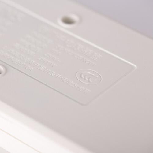 siemens/西门子插座插排 插线板 电源接线板 排插板8位1.8米拖线板