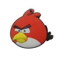 【全国大部分地区包邮哦!】瑞鹊【原装芯片】全新创意精致卡通 4G U盘 愤怒的小鸟